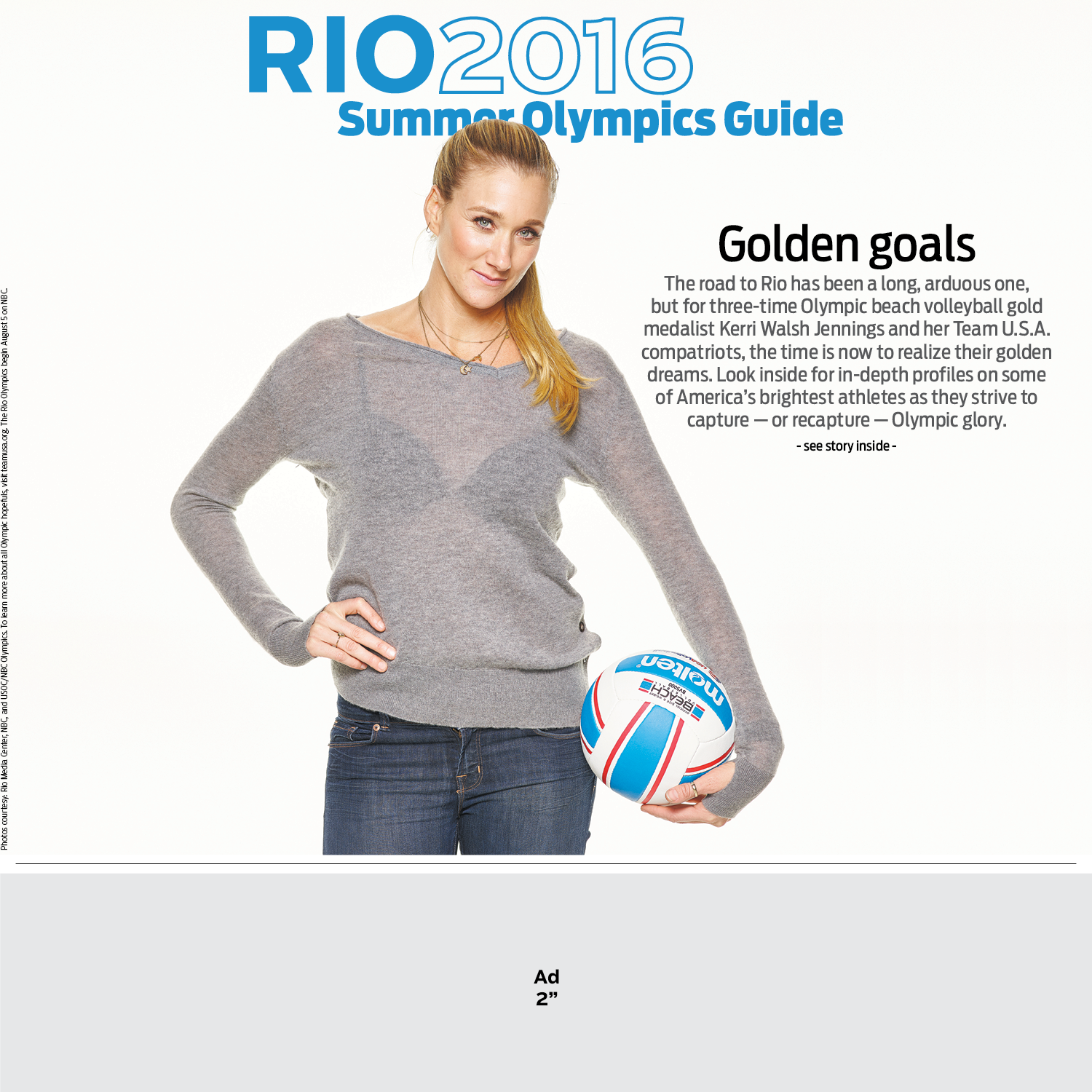 Image of Olympic Guide 2016